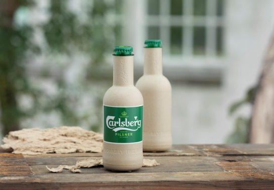 Brewery lança garrafa de papel: uma embalagem livre de ressaca para o meio ambiente-NATION